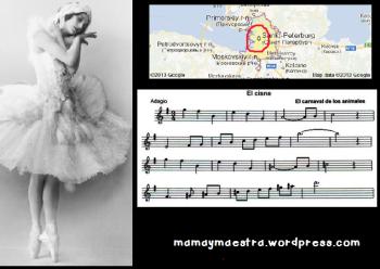 bailarina misteriosa