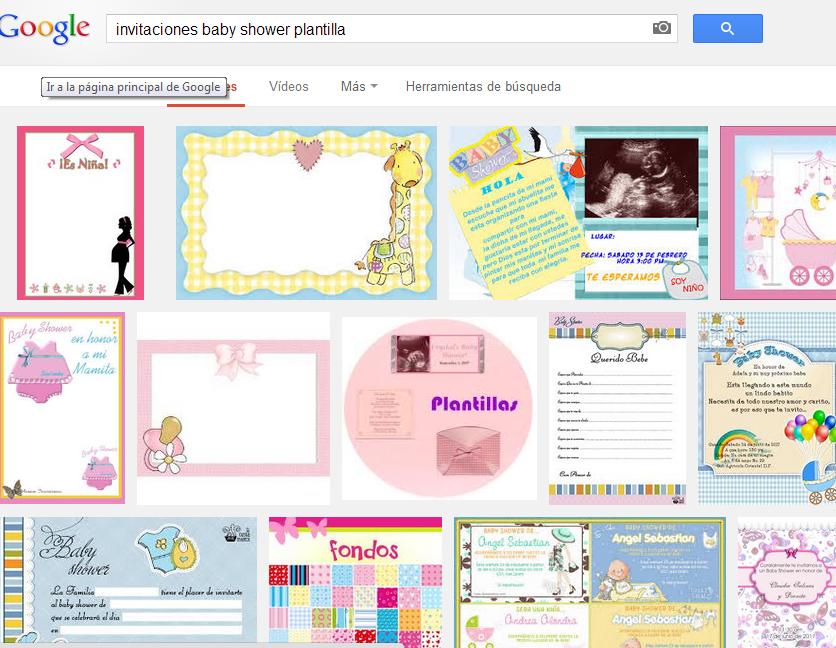 C mo hacer tus propias invitaciones usando google for Paginas para disenar